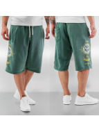 Yakuza shorts 893 4Life groen