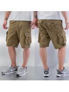 Yakuza Shorts New Core grün
