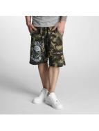 Yakuza Shorts Kanto kamouflage