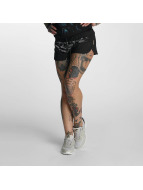 Yakuza Shorts Sweat nero