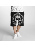 Yakuza Shorts Skull Label noir