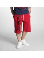 Yakuza Shorts Armed Society red