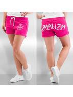 Yakuza Shorts L.A. Chica rosa chiaro