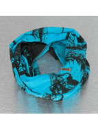 Yakuza sjaal Moth blauw