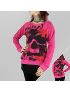 Skull Allover Sweatshirt...