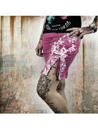 Yakuza Spódniczki Floral rózowy