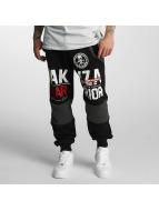 Yakuza Spodnie do joggingu Warrior czarny