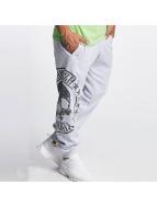 Yakuza Spodnie do joggingu Skull Label szary