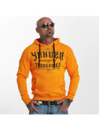 Yakuza Destructive Tendencies Hoody Bright Marigold