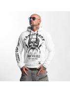 Yakuza Caught In A Circle Hoody White