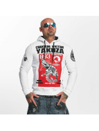 Yakuza Chockin Victim Hoody White