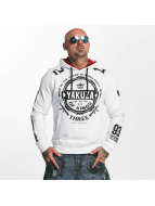 Yakuza Trade Of Kings Hoody White