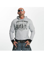 Yakuza 893 Union Hoody Light Grey Melange