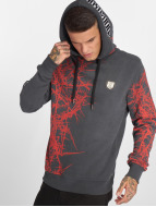 Yakuza Pointed Hoody Dark Shadow