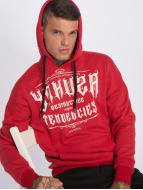 Yakuza Destructive Tendencies Hoody Ribbon Red