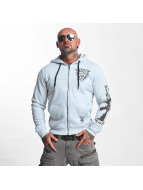 Yakuza Armed Society Zip Hoody Gray Dawn