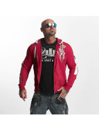 Yakuza Thunder Zip Hoody Ribbon Red