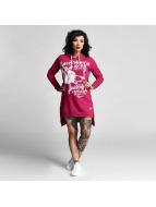 Yakuza Sukienki Armor Wears Hooded pink