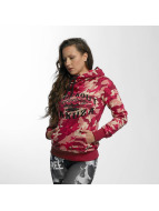 Yakuza Sweat capuche Military Lady camouflage