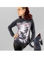 Yakuza Sweat capuche Spirit gris