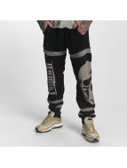 Yakuza Sweat Pant Skull black