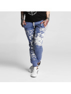 Yakuza Sweat Pant One Heart blue