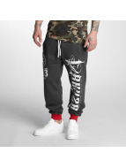 Yakuza Sweat Pant 2Face grey