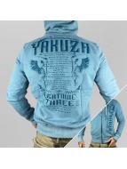 Yakuza Sweatvest Commandments blauw