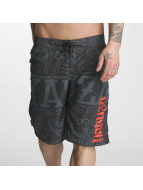 Yakuza Swim shorts No Matter black