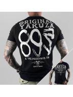 Yakuza T-paidat Respuesta musta