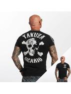 Yakuza T-paidat Sicario musta