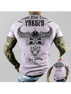 Yakuza T-paidat Good Hunting purpuranpunainen