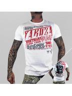 Yakuza T-paidat Nightmare valkoinen