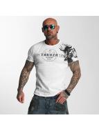 Yakuza T-paidat Yent valkoinen