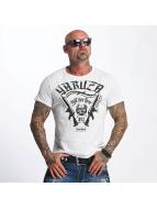Yakuza T-paidat Armed Society valkoinen