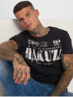 Yakuza T-Shirt Kokain black