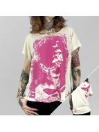 Yakuza T-Shirt Spirit Wide Crew blanc