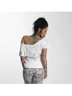 Yakuza T-Shirt Respirator blanc