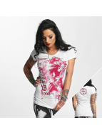 Yakuza T-Shirt Taste The Blood blanc
