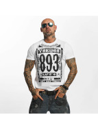 Yakuza T-Shirt Life Time blanc