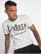 Yakuza T-Shirt One Shot blanc