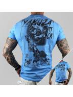 Yakuza T-Shirt Attack blau