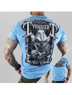 Yakuza T-Shirt Fight Club blau