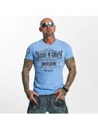 Yakuza t-shirt Blaze N Glory blauw