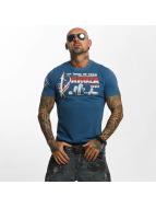Yakuza t-shirt Havoc blauw
