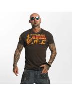 Yakuza t-shirt Havoc bruin