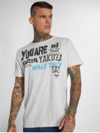 Yakuza T-Shirt U R Beautiful grau