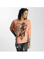 Yakuza T-Shirt manches longues Taste and Feel orange