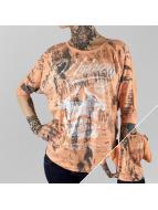 Yakuza T-Shirt manches longues L.A. Skull rose