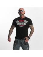 Yakuza Psycho Circust T-Shirt Black